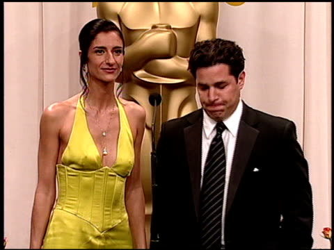 ross kaufman at the 2005 academy awards at the kodak theatre in hollywood, california on february 27, 2005. - 77th annual academy awards stock videos & royalty-free footage