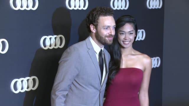 Ross Marquand at Audi Celebrates the 69th Emmys® in Los Angeles CA