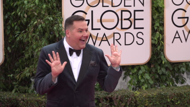 Ross Mathews at the 73rd Annual Golden Globe Awards Arrivals at The Beverly Hilton Hotel on January 10 2016 in Beverly Hills California 4K