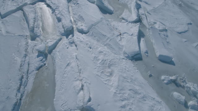 ross sea sea ice - antarktis stock-videos und b-roll-filmmaterial