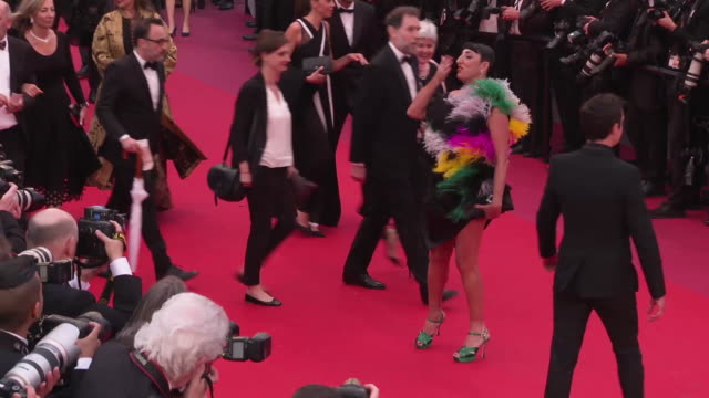 Rossy de Palma at GIF The 72nd Cannes Film Festival on May 14 2019 in Cannes France