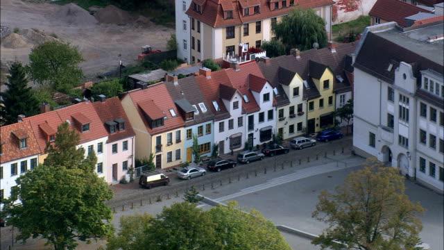 Rostock  - Aerial View - Mecklenburg-Vorpommern,  Kreisfreie Stadt Rostock,  Germany