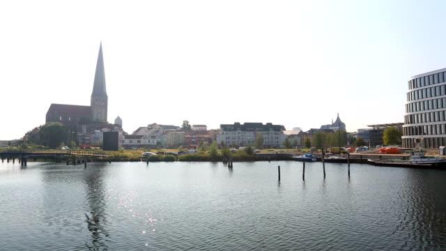 Rostock, camera pan