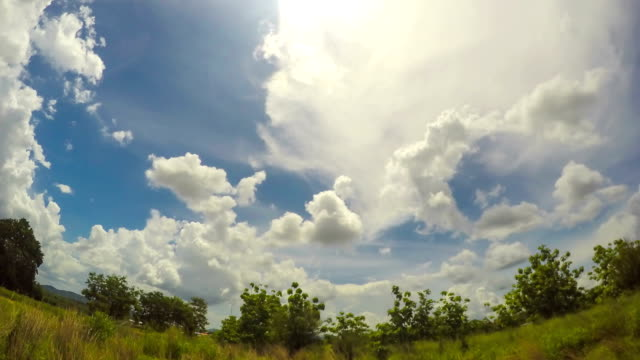 ฺRotate de hermosa natural, de 360 grados, time lapse