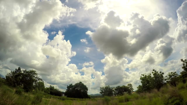 ฺRotate of beautiful natural, 360 degree, time lapse