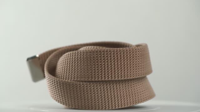 Rotate:Fabric belt