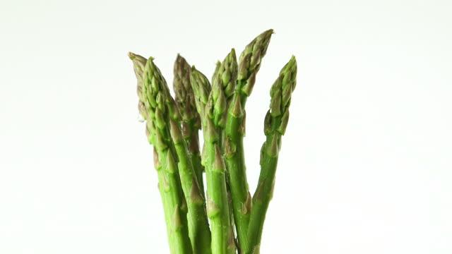 Rotating asparagus