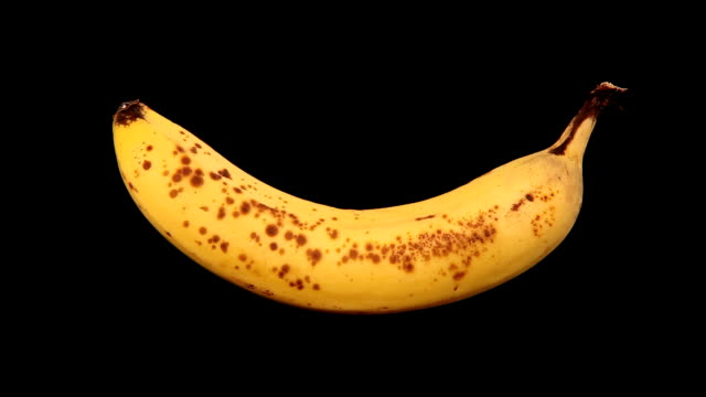 rotating banana - banana stock videos & royalty-free footage