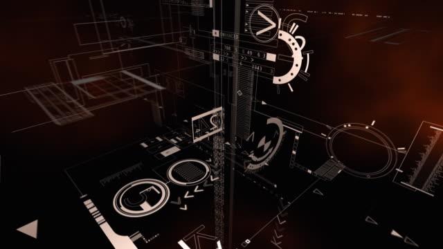 Rotating computer graphics