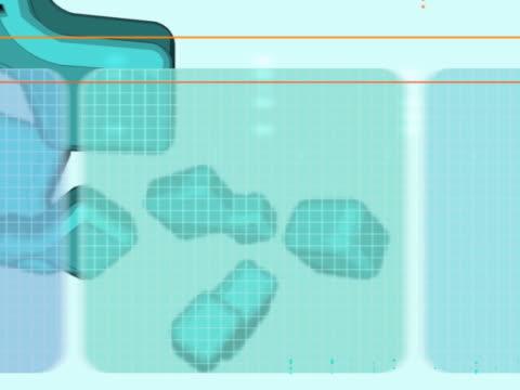 Rotating three-dimensional shapes