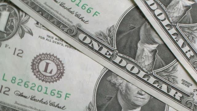hd :回転米ドル(ビデオ) - 金銭に関係ある物点の映像素材/bロール