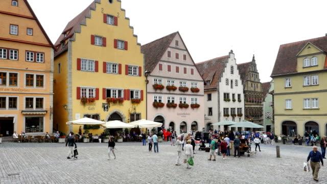 T/L-PAN-Rothenburg Market Square