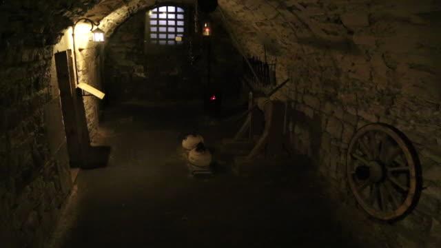 Rothenburg ob der Tauber, the Medieval Dungeons