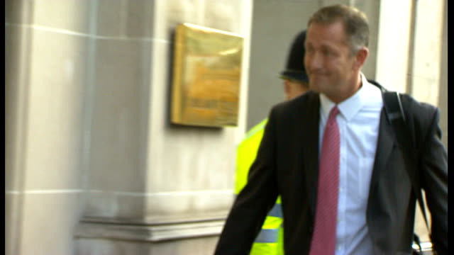 shaun wright questioned by mps ext shaun wright arriving at building - rotherham stock videos & royalty-free footage