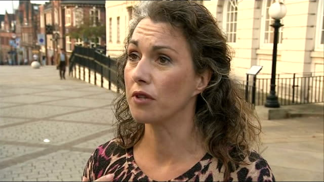 south yorkshire police commissioner shaun wright resigns sarah champion mp interview sot - south yorkshire stock videos and b-roll footage