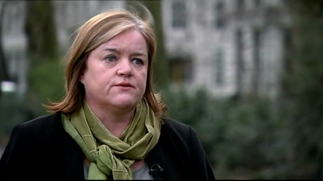 rotherham council leader and cabinet resign after damning report; london: day louise casey interview sot - rotherham has essentially not faced up to... - quitting a job stock videos & royalty-free footage
