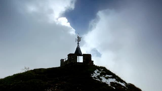 rothorn kulm peak - lake thun stock videos and b-roll footage