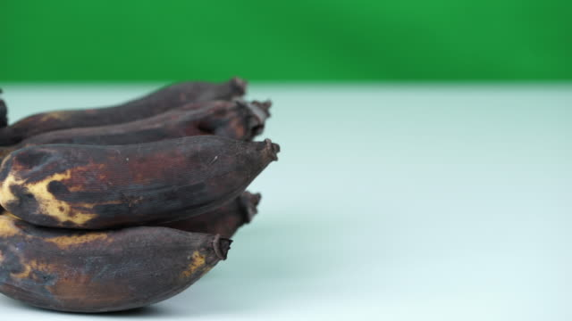 rotten バナナ - バナナ点の映像素材/bロール
