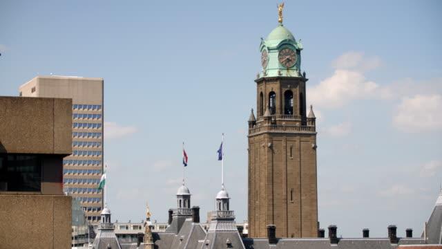 Rotterdam-Gemeinde-Turm