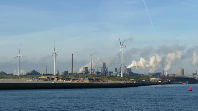 rotterdam - schiffsfracht stock-videos und b-roll-filmmaterial