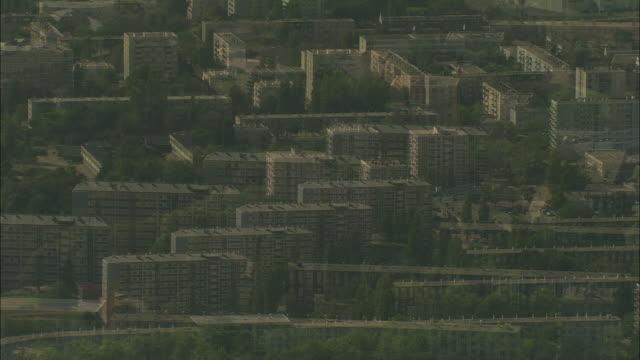 Rouen Hlm Social Housing