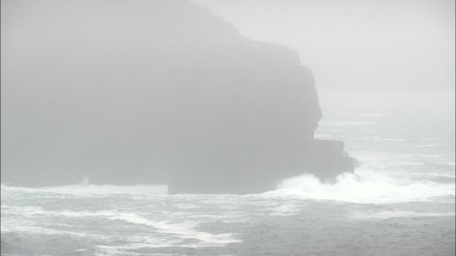 rau und felsigen Küste von Kerry-Luftaufnahme – Munster, Co, Kerry, Irland