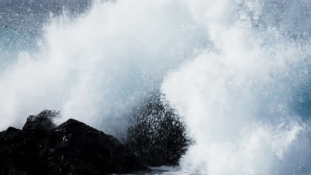 rough coast - power in nature stock videos & royalty-free footage