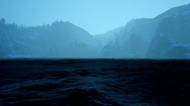 rough seas - seascape stock videos & royalty-free footage