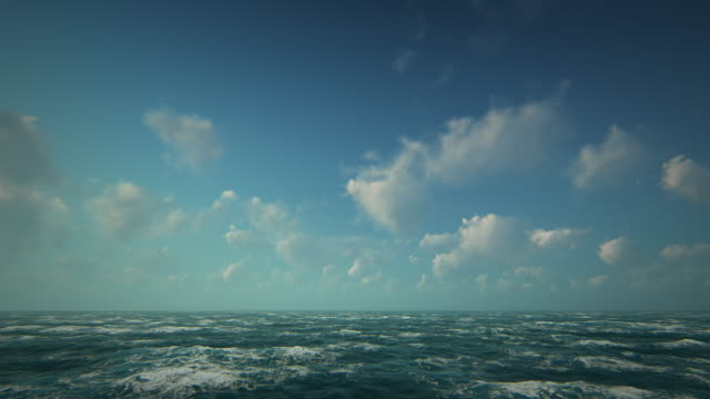rough seas - moody sky stock videos & royalty-free footage