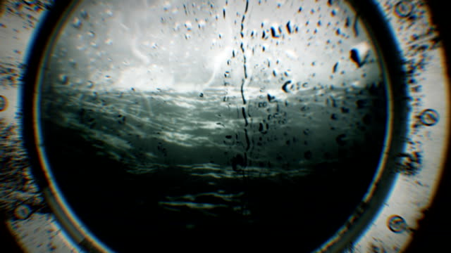 rough seas (loopable) - rough stock videos and b-roll footage