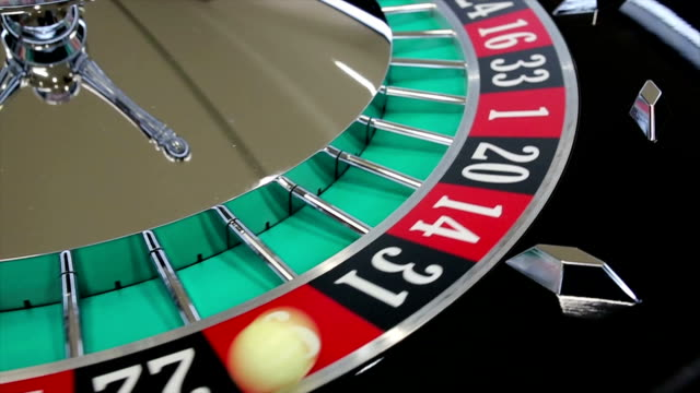 roulette - roulette stock videos and b-roll footage