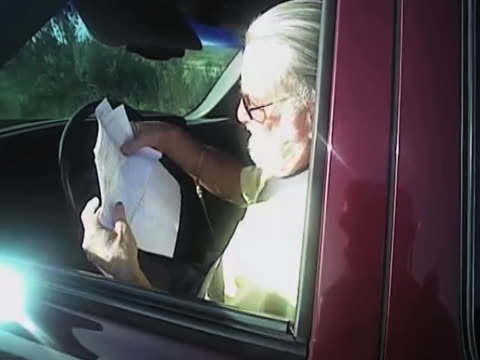 A routine traffic stop gets weird when the driver's pet monkey attacks the police officer when he's trying to give the driver a ticket