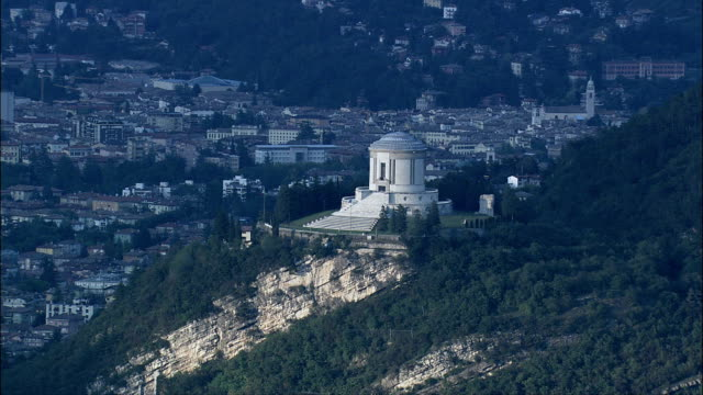 Rovereto  - Aerial View - Trentino-Alto Adige, Trento, Rovereto, Italy