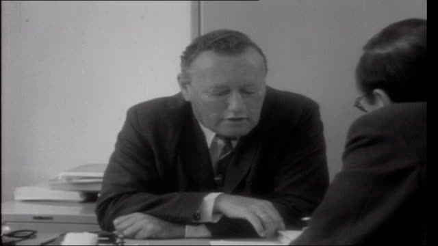 the town that never was int mr veenstra interview sot explains that workers for the polder are varied with farmers farm workers doctors shop keepers... - polder stock videos and b-roll footage