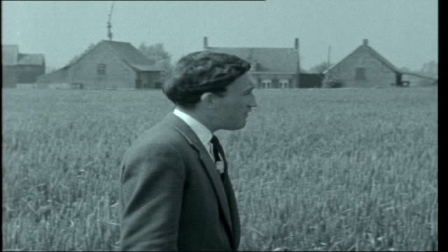 Fair Fields of Flanders BELGIUM Flanders Ypres EXT * * Intermittent music overlay SOT * * Opening credits Reporter to camera German pill box left...