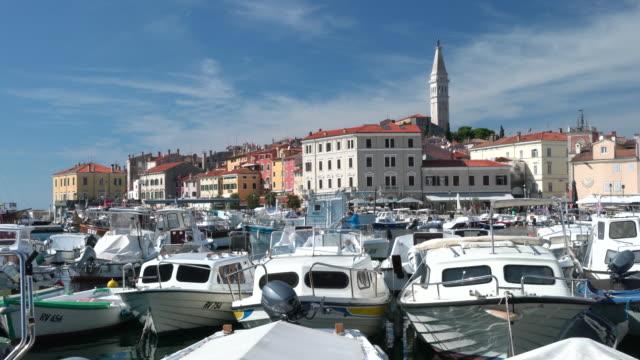 rovinj - croatia - croatia stock videos & royalty-free footage