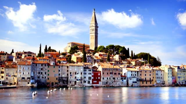 rovinj croatia - croatia stock videos & royalty-free footage