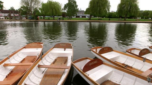 row boats - western script stock videos & royalty-free footage