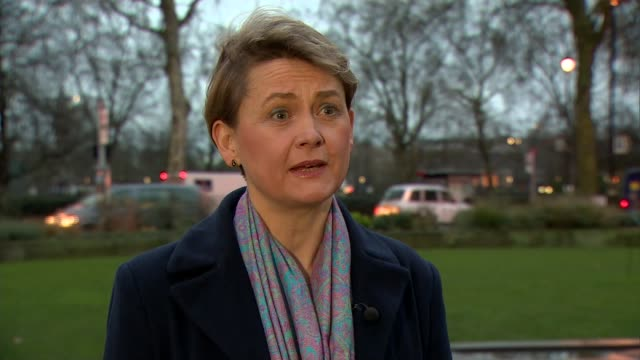 row over google tax deal continues england london westminster ext yvette cooper mp interview sot shouldn't hear this sort of language from a prime... - google brand name stock videos and b-roll footage