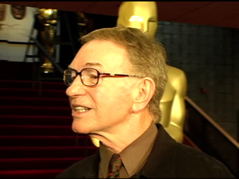 roy christopher at the 2005 academy awards set design unveiling at the samuel goldwyn theater ampas in los angeles california on february 17 2005 - samuel goldwyn theater stock videos & royalty-free footage
