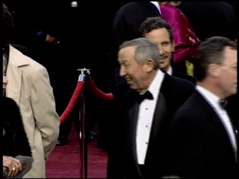 roy disney at the 2004 academy awards arrivals at the kodak theatre in hollywood california on february 29 2004 - roy e. disney stock videos & royalty-free footage