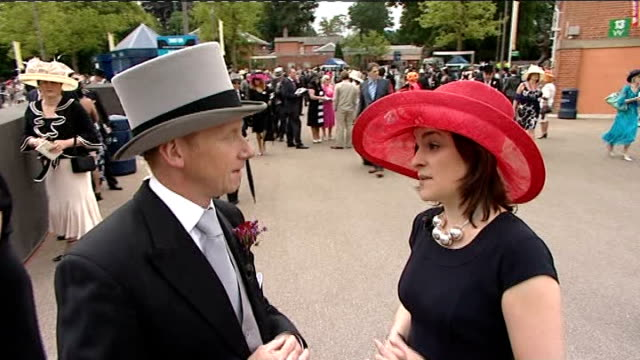 Ladies Day Jo Bryant interview SOT Ascot can be a bit intimidating / Light hearted advice / Remember how to behave in formal situation how you're...