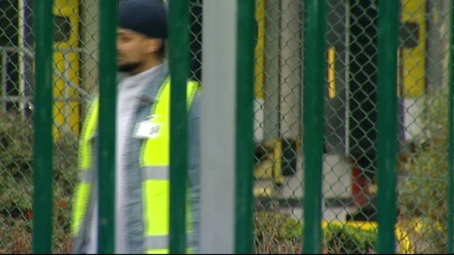 Royal Mail postal workers to hold more days of strikes ENGLAND Bristol Avonmouth Temporary staff/agency workers arriving at sorting depot