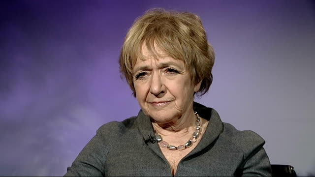 margaret hodge interview england london int margaret hodge mp interview sot - マーガレット・ホッジ点の映像素材/bロール