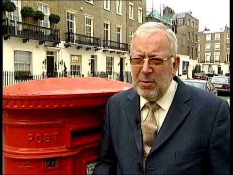Royal Mail to announce profits of 200 million Missing letters ITN EXT Peter Carr interview SOT We're expecting the compensation payments to be double...