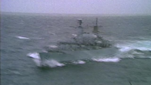 royal navy sailor discharged because of his bisexuality to have medals restored lib / date unknown royal navy warship along at sea - aboard stock videos & royalty-free footage