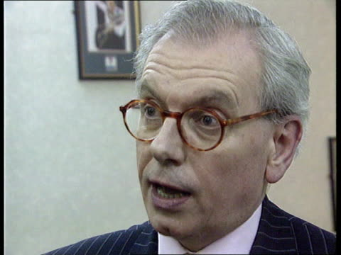 copyright england: london: david starkey intvwd - the audience had lager under their seats - lager stock videos & royalty-free footage
