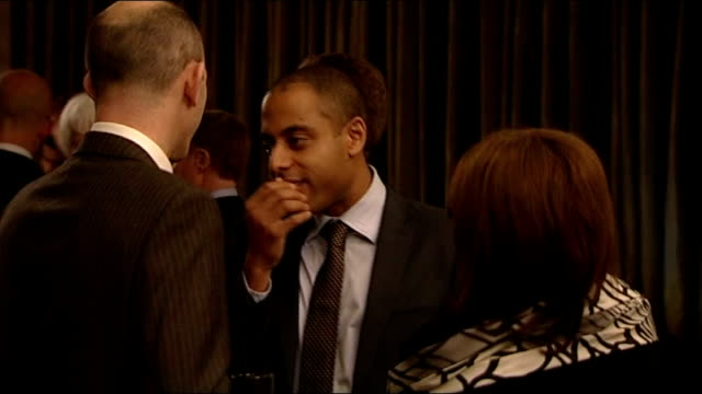 royal television awards 2011: arrivals; england: london: int **flashlight photography** andrea benfield photocall as arriving/ mark stephens arrival... - david dimbleby stock videos & royalty-free footage