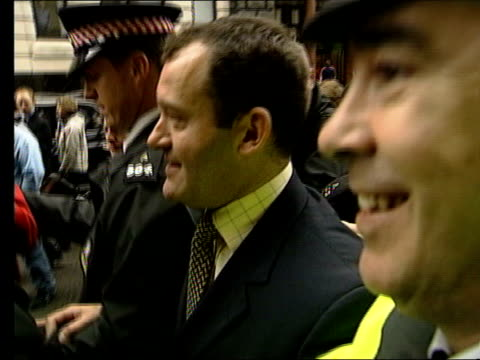 queen's christmas message lib london former royal butler paul burrell along after acquittal on theft charges - acquittal stock videos and b-roll footage