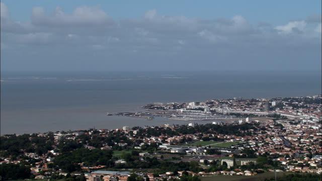 Royan  - Aerial View - Poitou-Charentes, Charente-Maritime, Arrondissement de Rochefort, France
